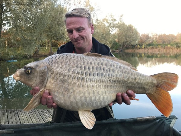 18lb Ghost Common Keith Waddington