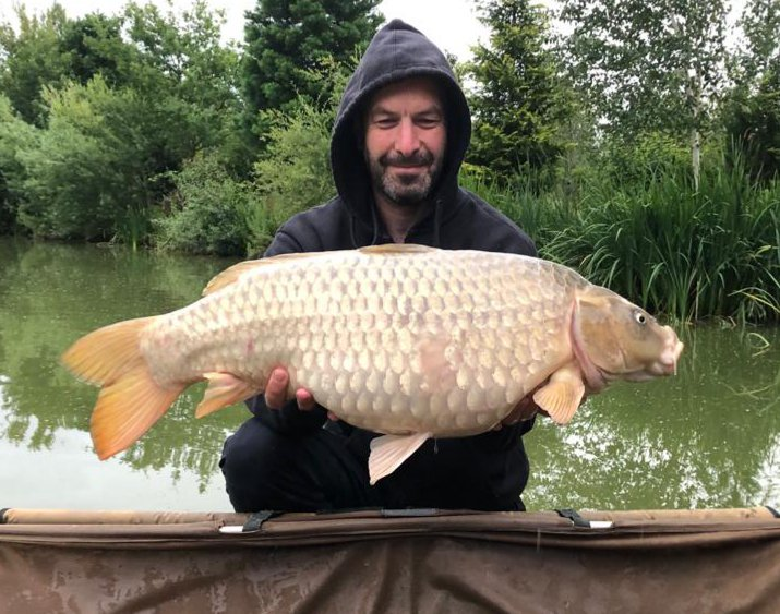 Matt Hitchcock with a Ghost Common of 20-03. Very nice indeed!