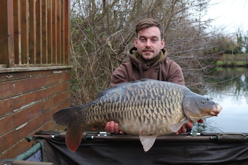Jack Lyon with a stunning Fully SCaled Mirror of 25-12