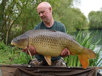 Paul Sillence. 30-12 Common. Cherry Lake