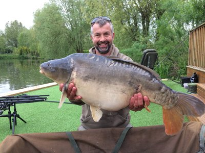 Alan Whitehead 26lb Cherry Springs