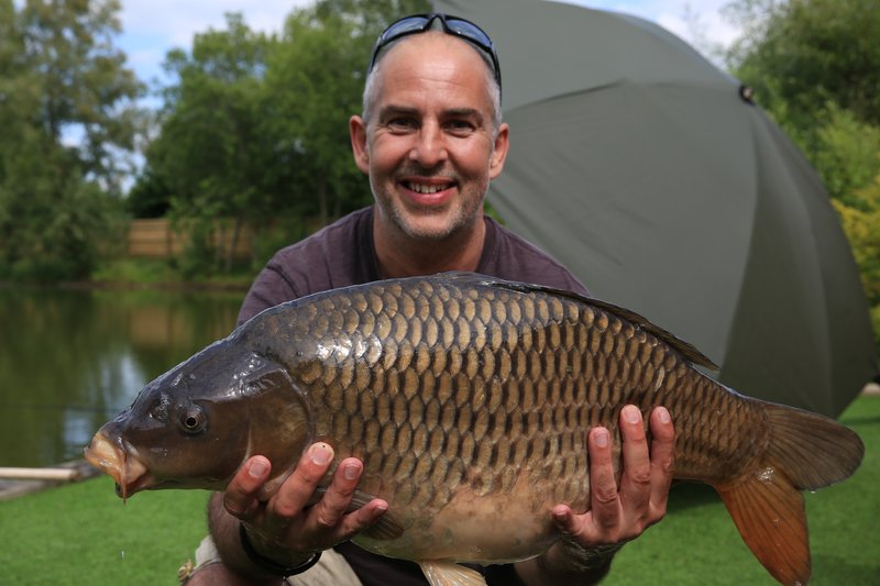 Andrew Wells 20lb Common Cherry Pool