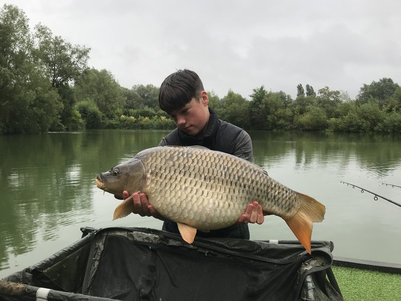 Jason Barnes with a very nice 20-08 Common from Cherry Mere