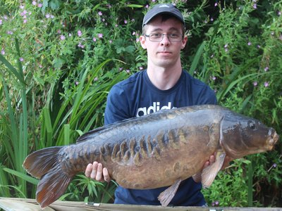 Craig Salvin 30-04 Mirror. Cherry Lake