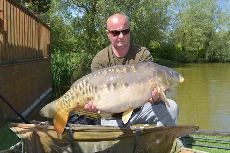 Dave/Geoff 30-02 Cherry Mere
