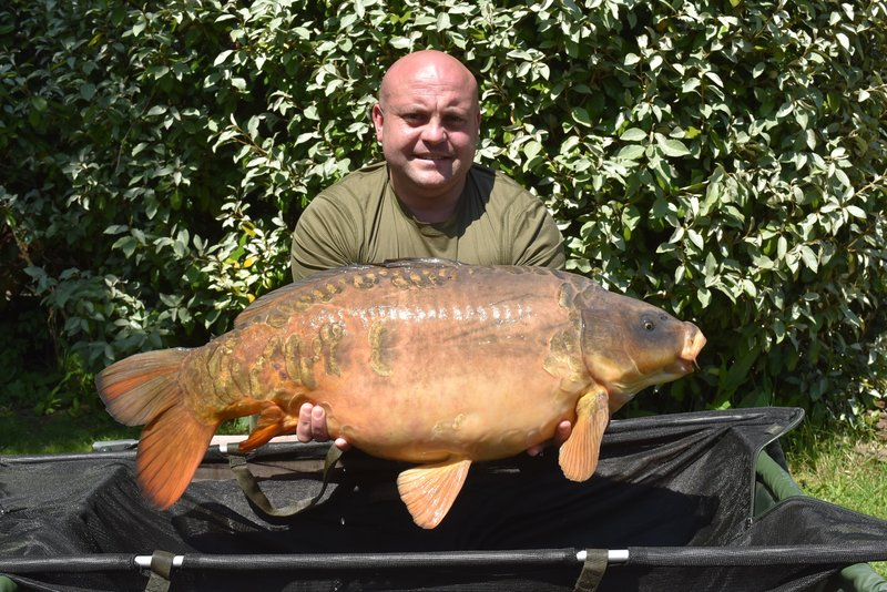 Jamie Vowles 32-08 Ghost Mirror
