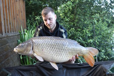 Jamie Knowles. 32-08 Common