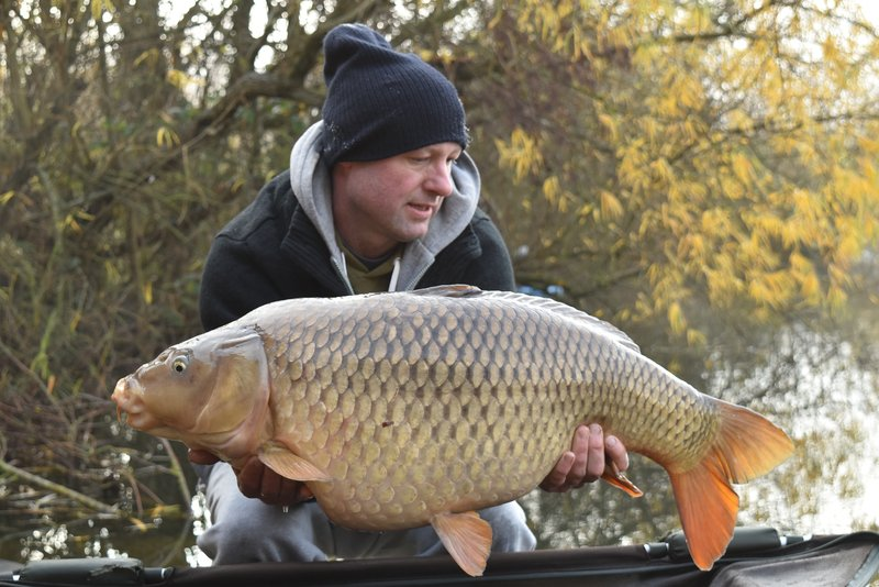Ian Ford became the 159th member of the Cherry Lakes 30+ club with this 30-06 Common from Osprey Lodge