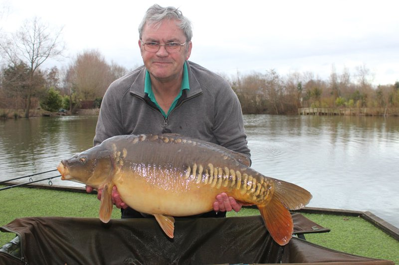 Gary Hockham with his new PB. A 27-08 from Cherry Mere.jpg
