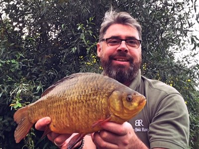 Gavin Kennedy 3-08 Cherry Pool Crucian