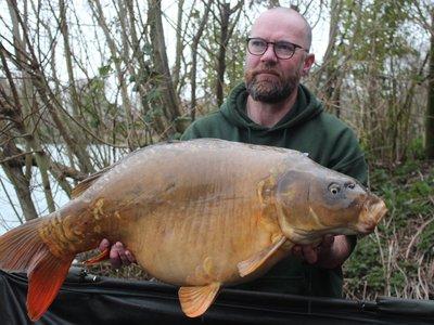 Gary Owen 35lb
