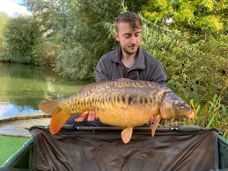 Jake Hughes new PB. A 28-08 Cherry Springs Mirror