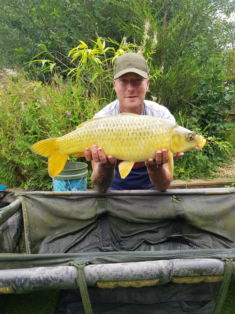 Jay Peters 14lb Ghost Common