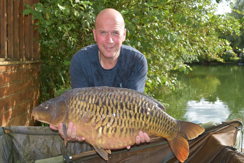 John Clark with another new 30+ for Cherry Lake. a stunning heavily scaled Mirror of 30-04