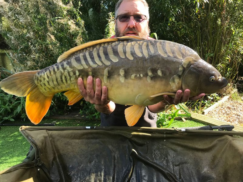 Martin Eagle with another stunner of 26-04 from Kingfisher Lodge on Cherry Springs
