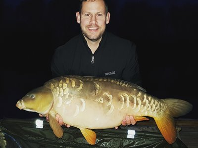 Michael Gould with his 30-02 Cherry Springs Mirror.jpg