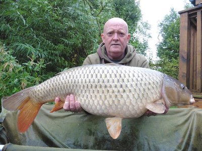 Richard with a stunning Cherry Springs Common of 20-06. the photo does not do this Carp full justice.
