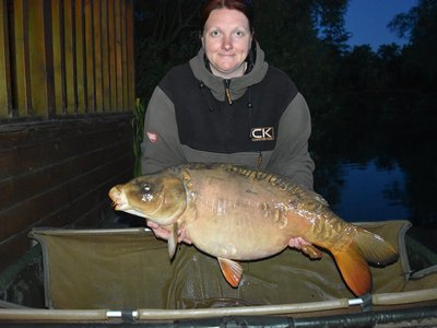 Sarah Riley 34-00 Ghost Mirror. Cherry Lake
