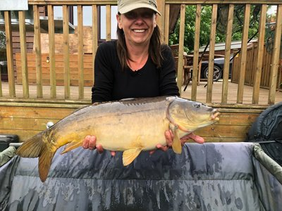 Dawn Tunnicliffe 15lb+