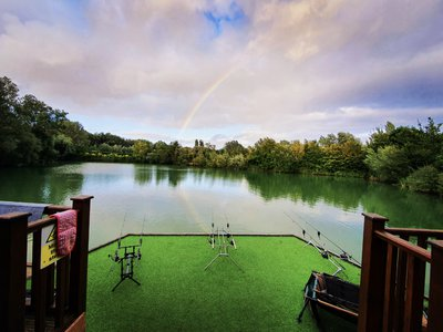 Cherry Mere has a 'pot of gold' this weekend.