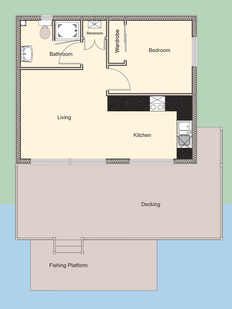 Lodge Layout